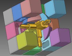 3D model M cube