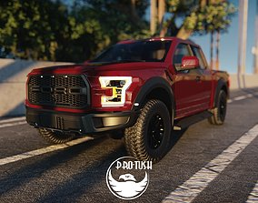 3D Ford f 150 2020