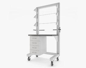 3D Medical - Height Adjustable Mobile 1