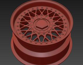 BBS RM Wheel 3D print model