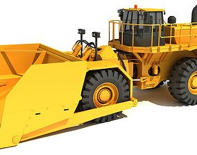Scoop Dozer 3D
