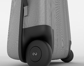 3D Suitcase Hyperreal