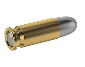 Bullet 22 ACP 3D model