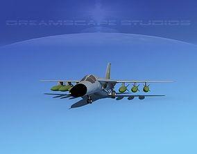 3D General Dynamics FB-111 Aardvark V04