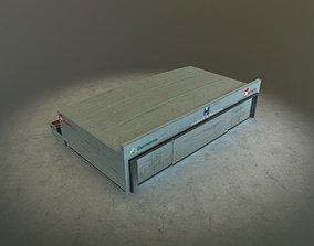 EDDB Airberlin Hangar 3D model