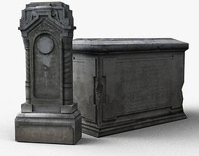 3D model Tombstones