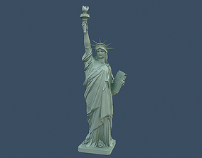3D print model Statue of Liberty ny