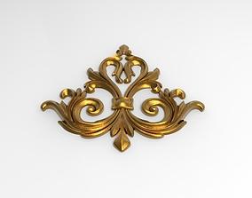 decorative pattern 3D model