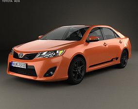 Toyota Camry XV50 RZ SE 2014 3D