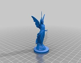 Winged Victory with Sting 3D model