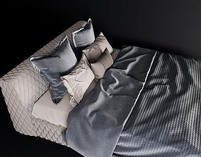 3D model Estetica Majorka Bed