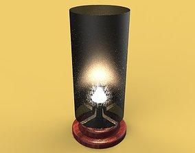 3D Nightlight VINTAGE WOODEN SLEEPING LAMP