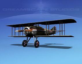 SPAD S-XIII 3D model