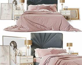 3D Thesofaandchair company SC bedroom furniture
