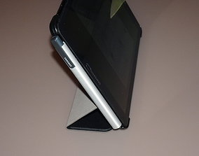 3D print model Samsung Galaxy Tab S3 Penholder for S-Pen