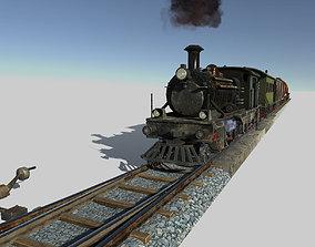 Train Construction Kit 3D model