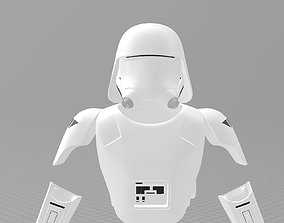 3D printable model Star Wars TFA First Order SnowTrooper 1