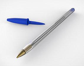 Bic Pen pen 3D model