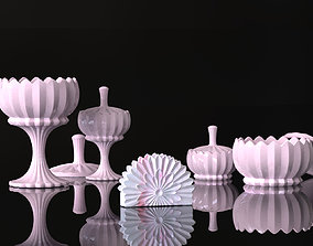 decorative tableware accessories 3D print model