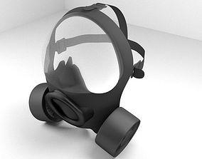 3D model Gasmask Type 5