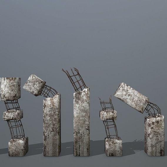 old concrete