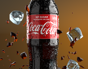 Coke 3D Project File