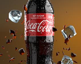 3D A Splash of Coke Project File
