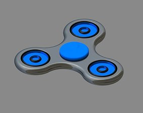 Real Fidget Spinner 3D