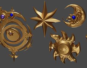 final fantasy 14 Astrologer Star Globe 3D print model