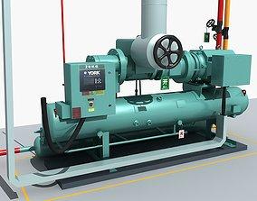 3D model Industrial Equipment 2