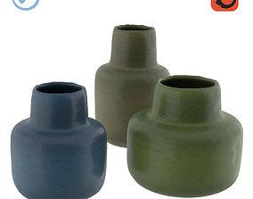 3D etnic vase