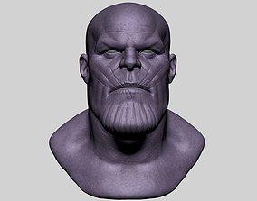 Thanos v2 3D model