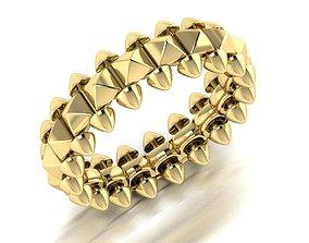 3D print model Ring Hard Rock ZR