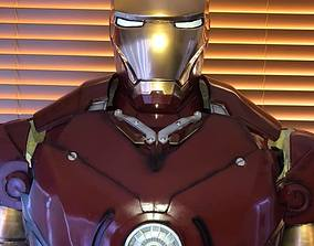 3D model Iron Man MK III Printable Suit