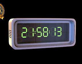 3D Digital watch