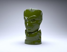 Groot 3D printable model chip