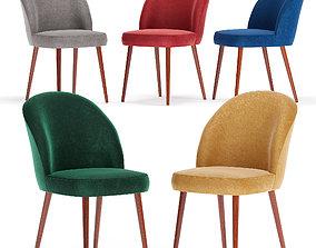 3D Dutchbone Barbara chair