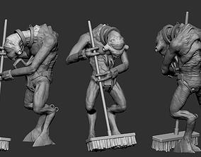 Vortigaunt Slave STL 3D Print alyx