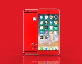 3D model i phone 6 plus