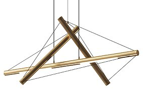3D model Take 3 Suspended lamp by Archxx