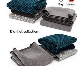material 3D Blanket Collection