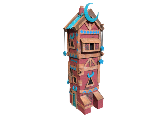 house Lowpoly_v2