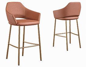 3D PEDRALI VIC Chair Art 648