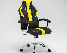 office Gaming Chair Model 3D
