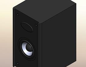 Loudspeakers Front F and D IHOO 5-1 IR 3D model