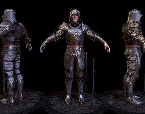 HeavyKnight1 3D model