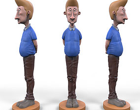 3D print model Arthur