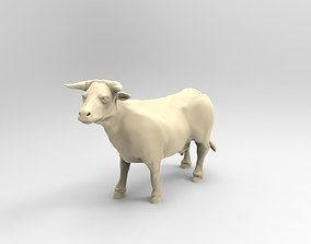 Model Cow 3D