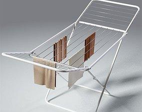 3D Laundry Drying Rack