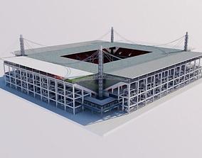 3D model Rhein Energie Stadion - Cologne - Germany